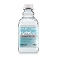 Hydralyte Oral Electrolyte Solution Color-Free, Lemonade, 33.8 oz [856069006022]