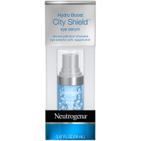 Neutrogena Hydro Boost City Shield Hydrating Eye Serum with Hyaluronic Acid, Antioxidants 0.47 oz [070501100639]