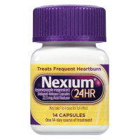 Nexium 24 Hours Treats Frequent Heartburn, 14 ea [305732450155]