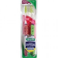 GUM Technique Sensitive Care Toothbrushes Ultrasoft/Regular 2 Each [070942125840]
