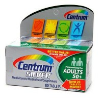 Centrum Silver Multivitamin/Multimineral for Adults 50+, Tablets  80 ea [300054463814]
