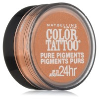 Maybelline New York Color Tattoo Pure Pigments, Barely Brazen 0.05 oz [041554335088]
