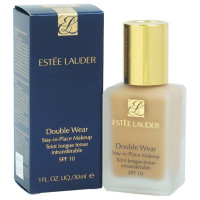 Estee Lauder Double Wear Stay-In-Place Makeup SPF 10, Pebble (3C2) 1 oz [027131187066]