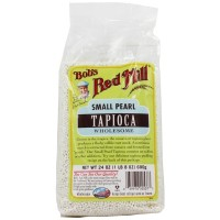 Bob's Red Mill Tapioca, Small Pearl 24 oz [039978005373]