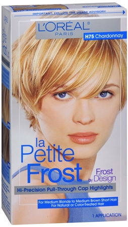 Loreal La Petite Frost Hi Precision Pull Through Cap Highlights H75