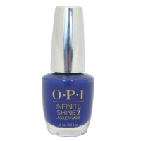 OPI  Infinite Shine 2 Lacquer, Indignantly Indigo 0.50 oz [094100004785]