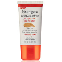 Neutrogena Skinclearing Complexion Perfector With Salicylic Acid, Light 1 oz [086800437505]