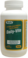 Rugby Daily-Vite Multivitamin Tablets 1000 ea [305363547101]