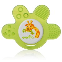 Evenflo Zoo Friends Classic Chewy Soother Paw 1 ea [032884171941]
