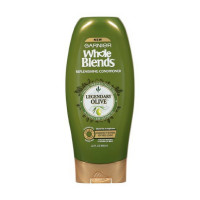 Garnier Whole Blends Conditioner with Virgin-Pressed Olive Oil & Olive Leaf Extracts 22 oz [603084494576]