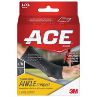 ACE Ankle Support LG/XL 1 Each [051131203884]