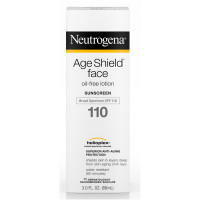 Neutrogena Age Shield Face, Sunscreen Lotion, SPF 110 3 oz [086800870227]
