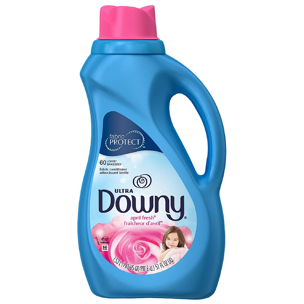Downy Ultra Liquid Fabric Softener April Fresh 51 Oz