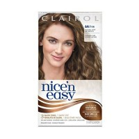 Nice 'n Easy Permanent Color, 6A/114 Natural Light Ash Brown 1 ea [381519000249]