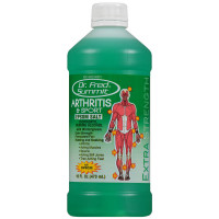 Dr. Fred Summit Arthritis & Sport Epsom Salt, Wintergreen 16 oz [074743005059]