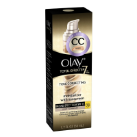 OLAY Total Effects 7-in-1 Tone Correcting Moisturizer, SPF 15, Light to Medium 1.7 oz [075609190346]