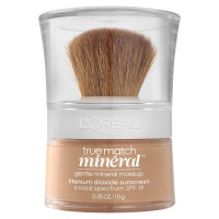 L'Oreal True Match Mineral Foundation, Classic Beige [465],  0.35 oz [071249202050]