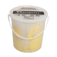 CanDo TheraPutty Standard Exercise Putty,Yellow XSoft, 5lb 1 ea [714905007698]