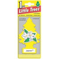 Little Trees Car Air Freshener, Jasmin 1 ea [076171104335]
