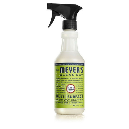 Mrs. Meyers Clean Day Multi-Surface Spray, Lemon Verbena 16 oz [808124124417]