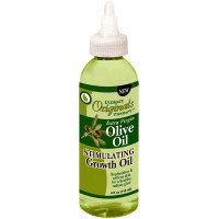 Ultimate Organic Therapy Extra Virgin Olive Oil Stimulating Growth Oil 4 oz [034285557041]