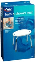 Carex Bath & Shower Seat B650-00 1 Each [023601026507]