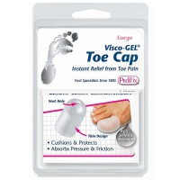 PediFix Visco-Gel Toe Cap, Large 1 ea [092437732906]