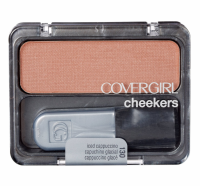 CoverGirl  Cheekers Blush, Iced Cappuccino,  0.12 oz [061972104004]