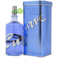 Curve by  Liz Claiborne Eau de Toilette Spray for Women 3.4 oz [098691005046]