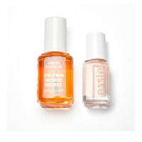 essie Care Treatment Apricot Cuticle Oil Cuticle Hydrator Nourish + Soften 0.46 fl oz with FREE Bonus mini Essie Glossy Shine 1  ea [191567897094]