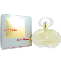 Incanto By Salvatore Ferragamo Eau De Parfum Spray For Women 3.4 oz [8032529110542]