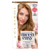 Nice'n Easy Permanent Hair Color, 7G Dark Golden Blonde 1 ea [070018113511]
