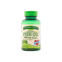 Nature's Truth Fish Oil 1,000 mg, Lemon Flavor, 60 ea [840093106070]
