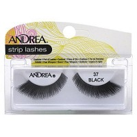 Andrea Strip Lashes Style, Black [37] 1 ea [078462619900]