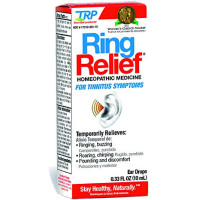 The Relief Products Ring Relief Formula Ear Drops 0.33 oz [858961001334]