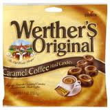 Werthers Original Coffee Swirl Hard Candies 12 pack (5.5oz per pack)  [072799335120]