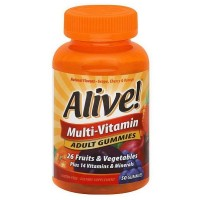 Nature's Way Alive! Multivitamin Adult Gummies 50 ea  [033674157879]