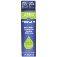 TriCalm Soothing Itch Relief Hydrogel 2 oz [851150003096]