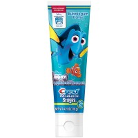 Crest Pro-Health Stages Finding Dory Toothpaste, Bubblegum Flavor 4.20 oz [037000951292]