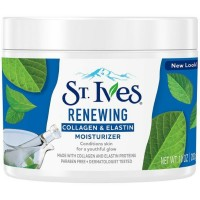 St. Ives Timeless Skin Collagen Elastin Moisturizer, 10 oz [077043104736]