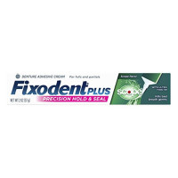 Fixodent Control Denture Adhesive Cream Plus Scope Flavor 2 oz [076660300514]