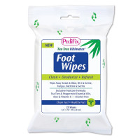 PediFix Tea Tree Foot Wipes, 25 ea [092437133703]