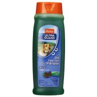 Hartz UltraGuard Rid Flea & Tick Shampoo for Dogs, Fresh Scent 18 oz [032700918583]