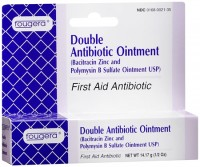 Fougera Double Antibiotic Ointment 0.50 oz [301680021355]
