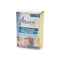 Alteril All Natural Sleep Aid 60 Tablets [897343001357]