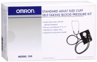 Omron Blood Pressure Kit Self-Taking Model 104 1 Each [073796010409]