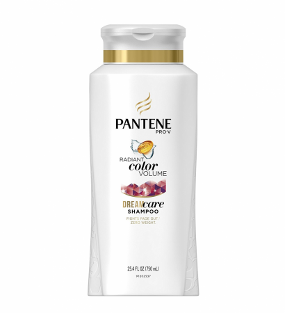 Pantene Pro-V Color Hair Solutions Color Preserve Volume Shampoo 25.40 oz [080878042661]
