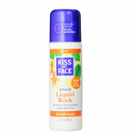 Kiss My Face Liquid Rock Deodorant Roll-On, Sport 3 oz [028367839439]
