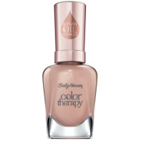 Sally Hansen Color Therapy Nail Polish, Re-Nude 0.5 oz [074170443608]