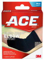 ACE Elasto-Preene Elbow Support LG/XL 1 Each [051131203921]
